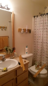 ©Mrs Enginerd Bathroom remodel