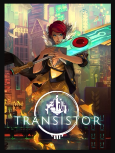 Original Image from Wikipedia. Copyright of Transistor (the video game)