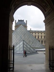 The Louvre ©MrsEnginerd