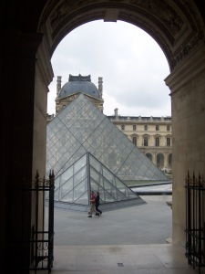 The Louvre ©MrsEnginerd