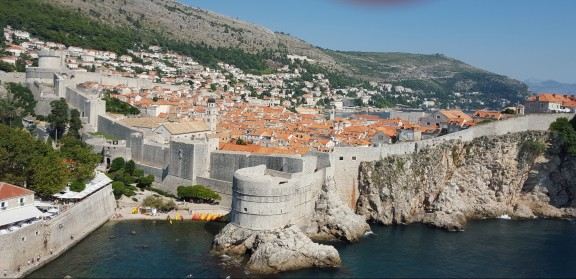 King's Landing a.k.a. Old Town - Dubrovnick, Croatia. ©MrsEnginerd