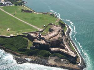 Castillo San Felipe del Morro ©Nicolas Estevez (used with permission)