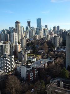 Vancouver Skyline. ©MrsEnginerd