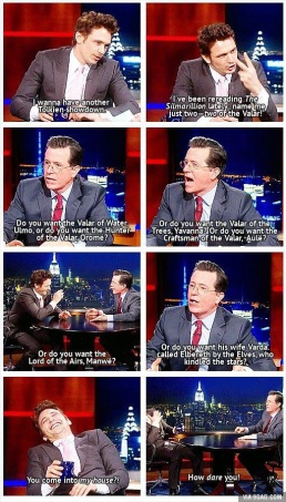 james_franco_and_stephen_colbert_having_a_tolkien_showdown_i_might_have_laugh_out_loud_on_that_one-527541