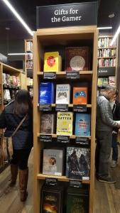 Amazon Books Store ©MrsEnginerd