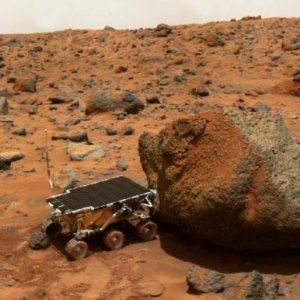 Sojouner Rover ©NASA/JPL