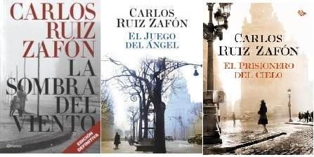 Reseña: La serie de El cementerio de los libros olvidados – Mrs ...