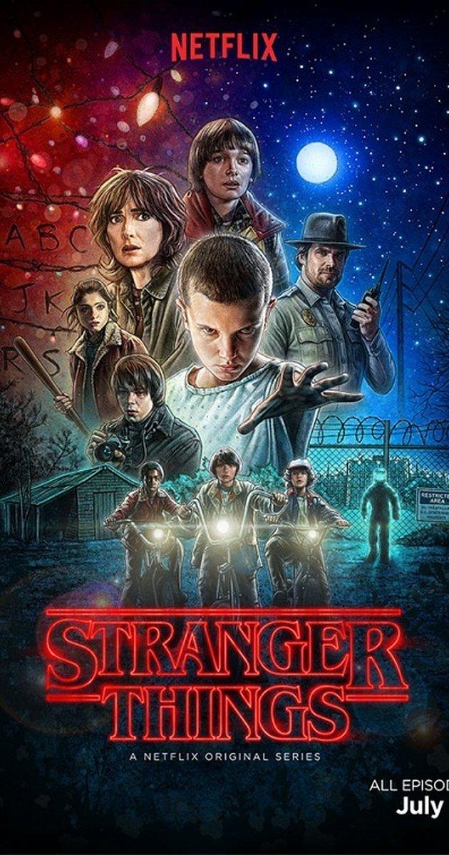 Stranger Things: 80s Sci-Fi Meets Netflix – Mrs  Enginerd – Nerd