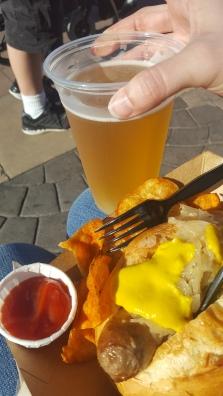 Bratwurst and Oktoberfest