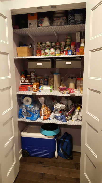 New Pantry (After)
